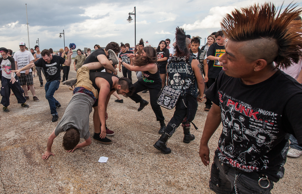 Punk Island Fest, Staten Island NY