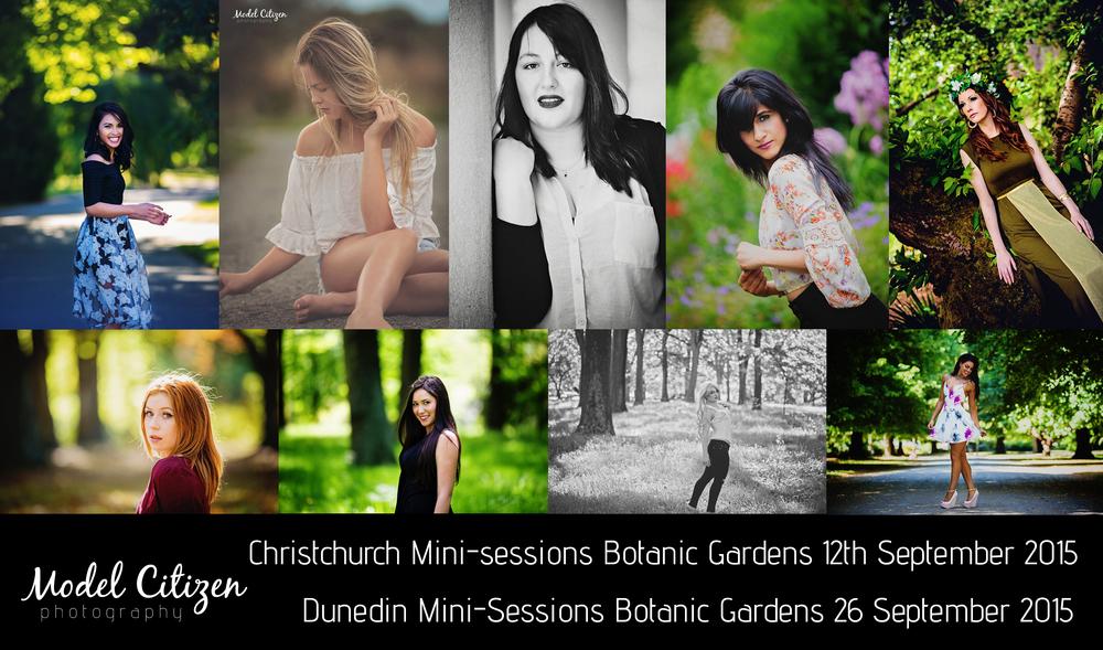 dunedin and christchurch minisession photography