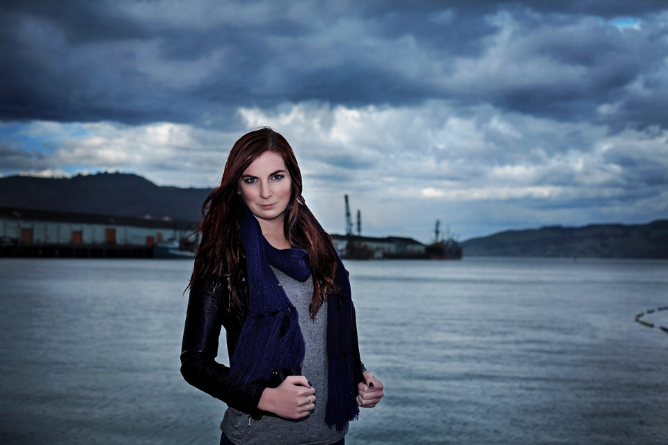 Location: Dunedin Waterfront Model: Jess Pullen Company: Model Citizen PhotographyPhotographer: Hayley Walmsley Editor: Hayley Walmsley ©Hayley Walmsley