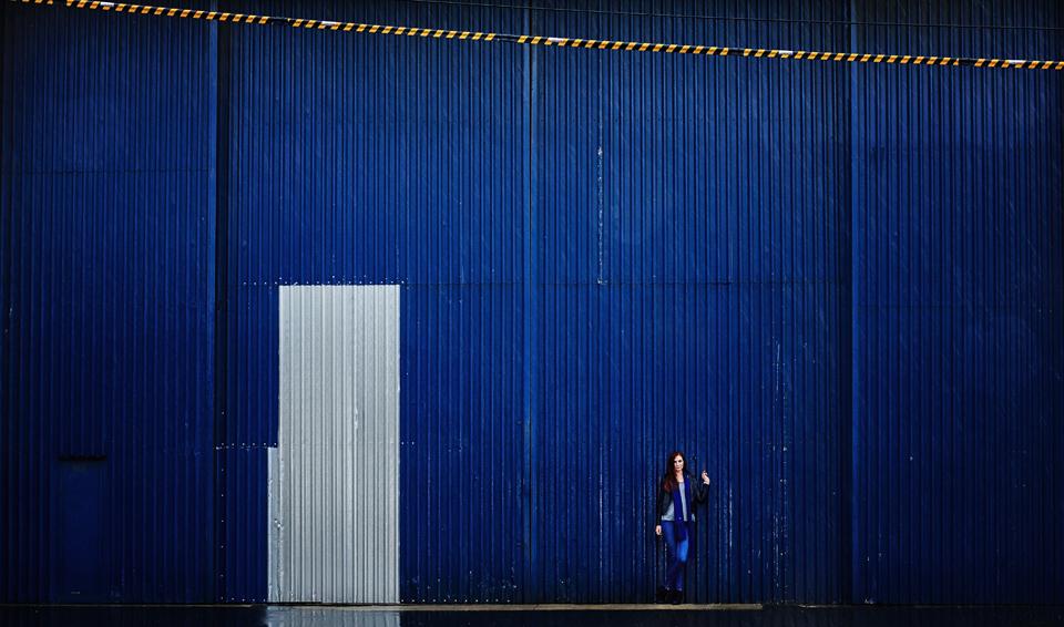 Location: Dunedin Warehouse Precint Model: Jess Pullen Company: Model Citizen Photography Photographer: Hayley Walmsley Editor: Hayley Walmsley ©Hayley Walmsley