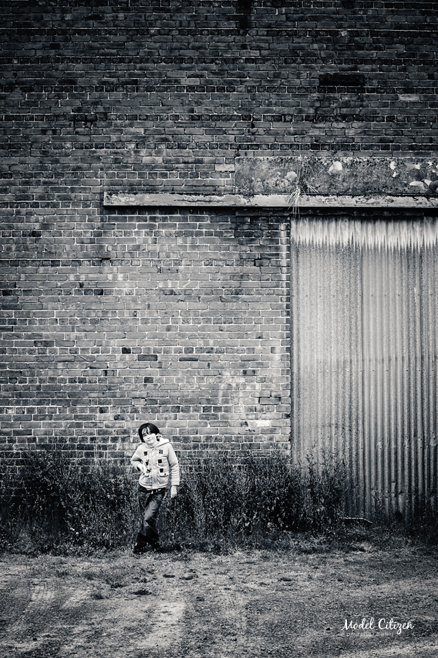 Trenton, Wharf Precint Photoshoot, Dunedin ©Hayley Walmsley