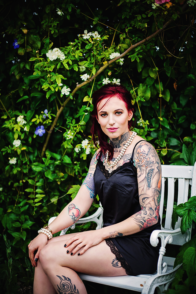 girl in greenery, model citizen photography, rockbourne gallery dunedin, new zealand
