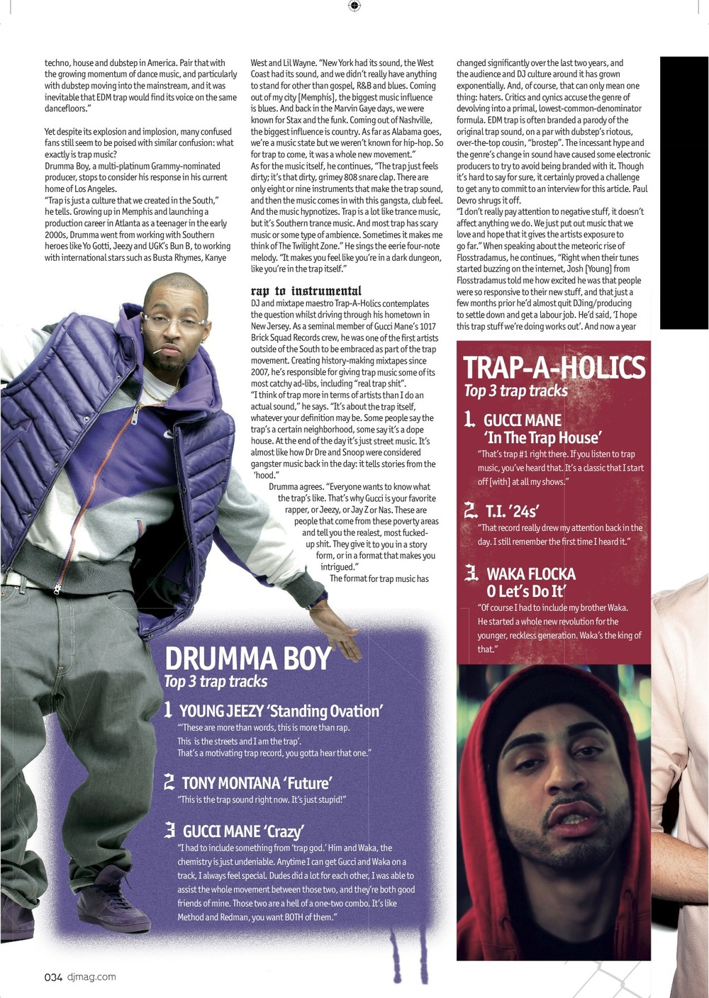 Trap Music Under Lock & Key - DJ Mag