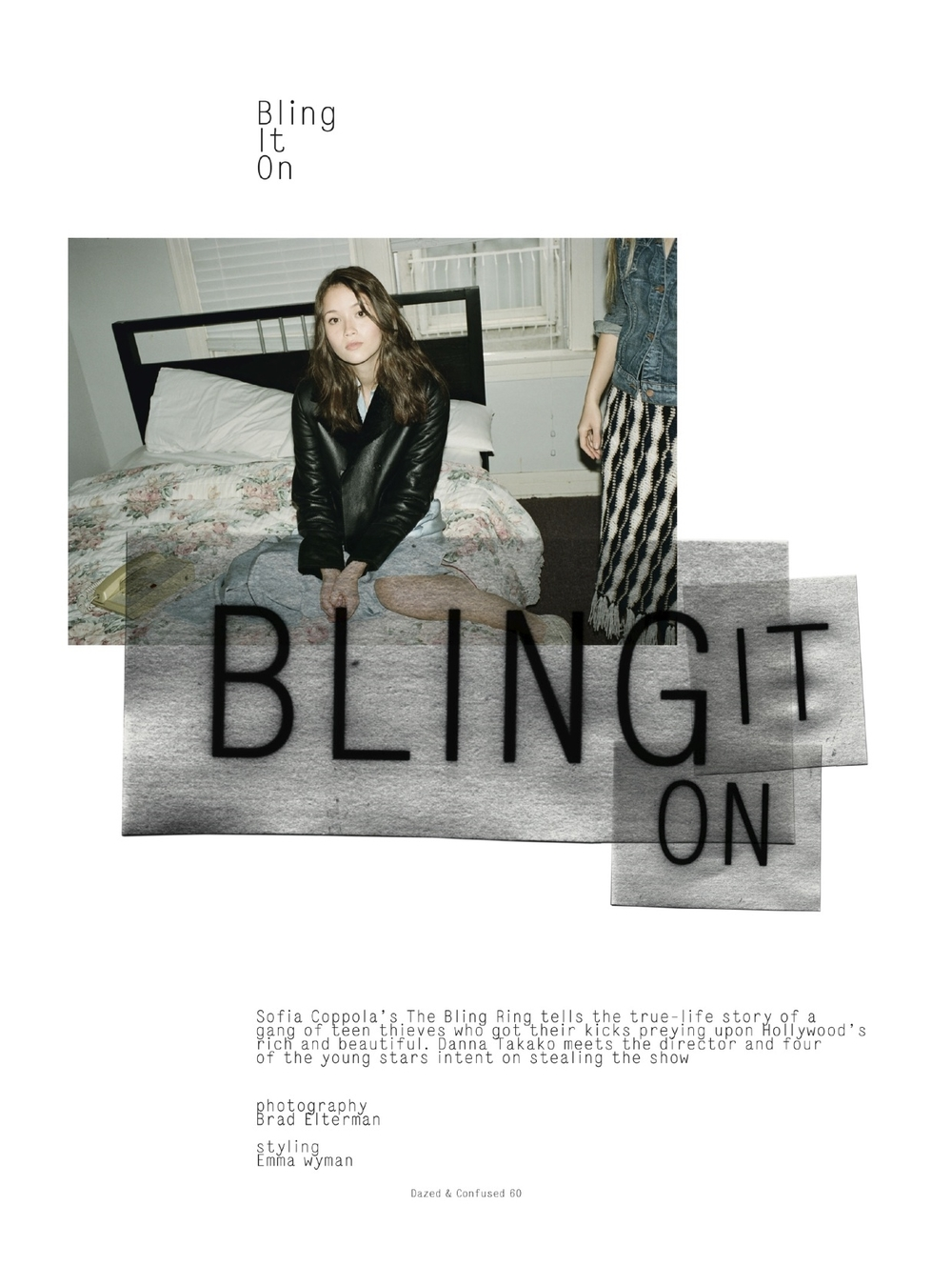 The Bling Ring - Dazed