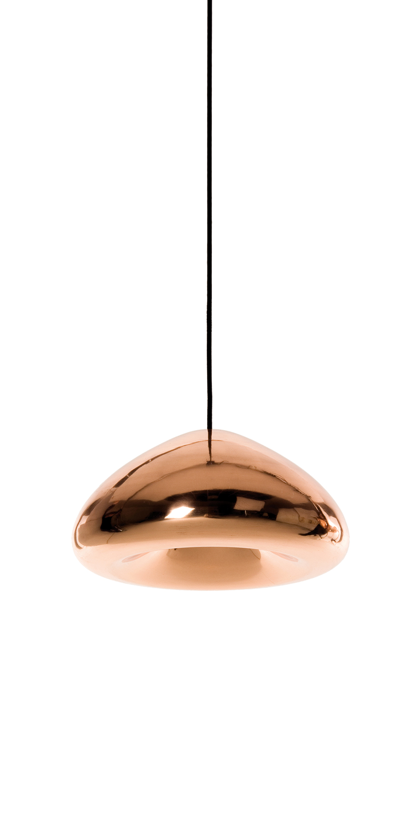 Void light by Tom Dixon