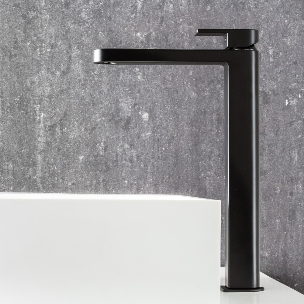 Mare extended basin mixer