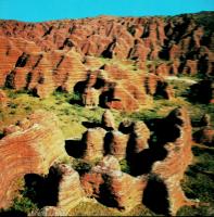 Purnululu National Park World Heritage Area, Western Australia