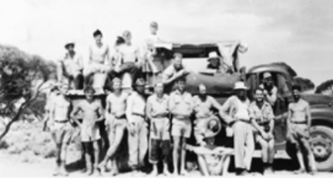 1954 Nullarbor Expedition