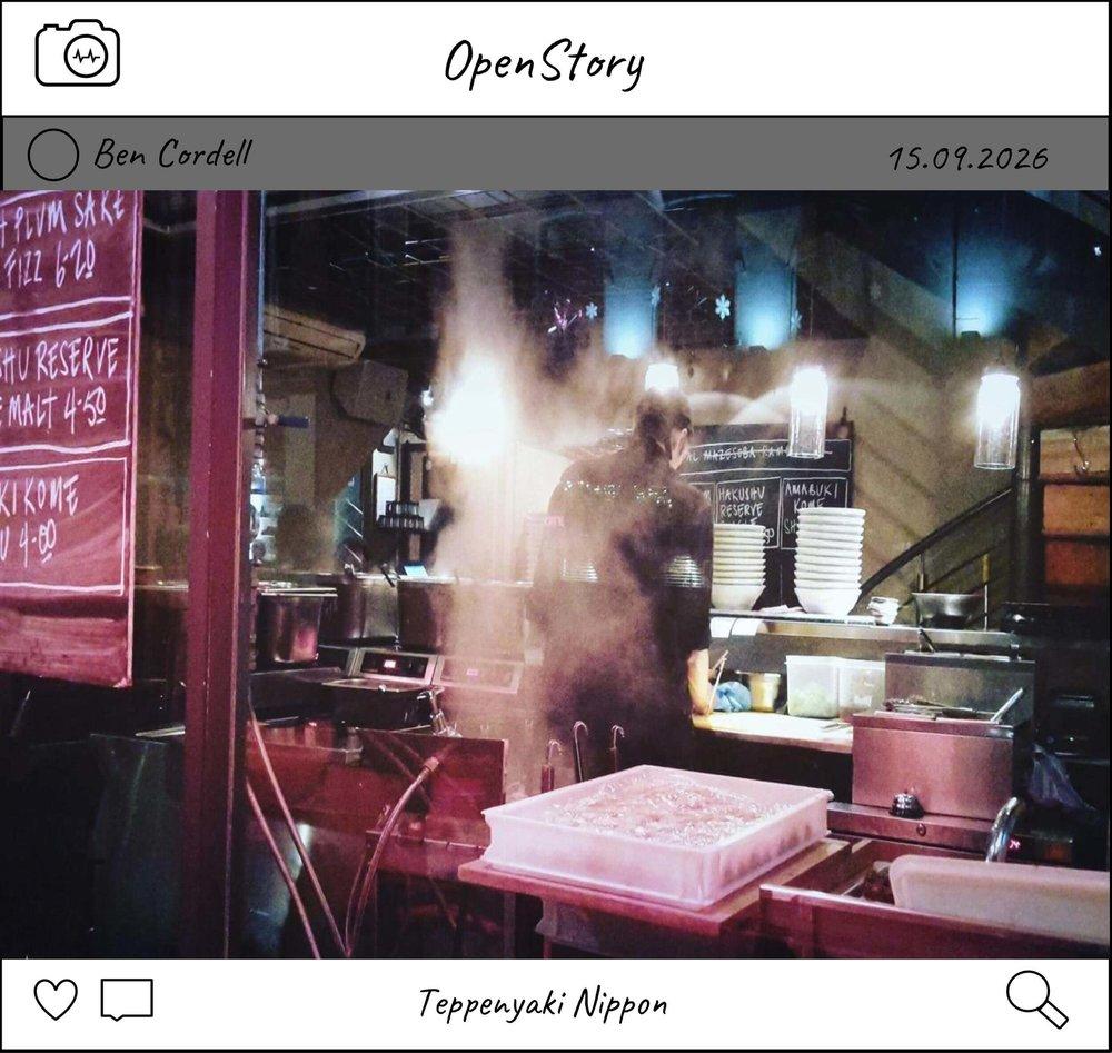 Open Story Five
