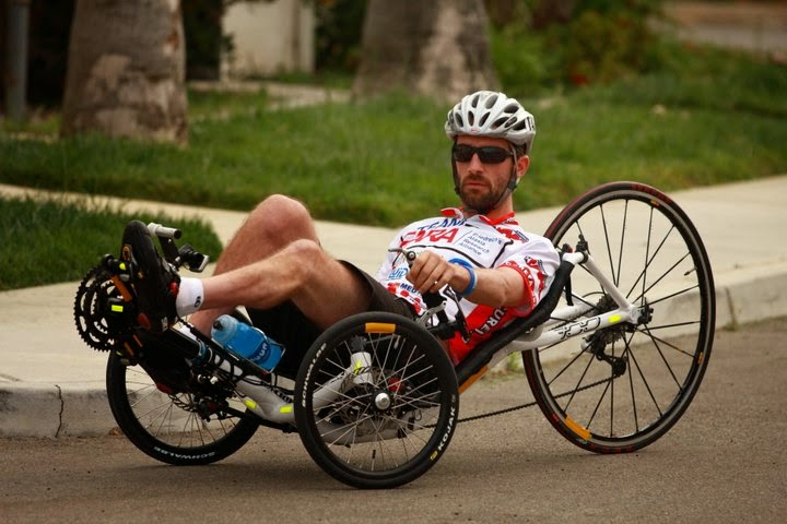 Kyle Bryant - Ride Ataxia Founder & Consigliere.