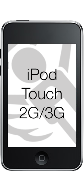 Apple iPod Touch 2G/3G
