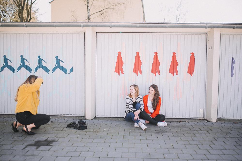 Portrait-Fotografie in der Praxis lernen