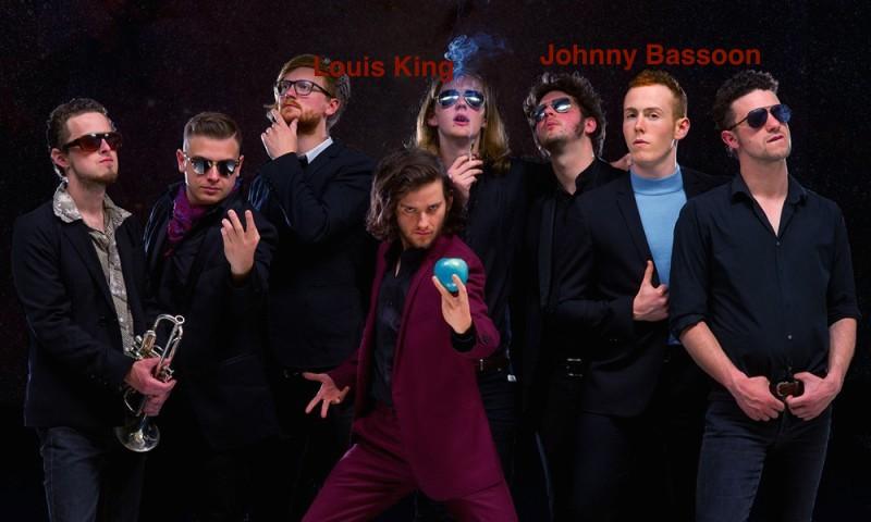 QTPOD EP 23- LOUIS KING & JOHNNY BASSOON
