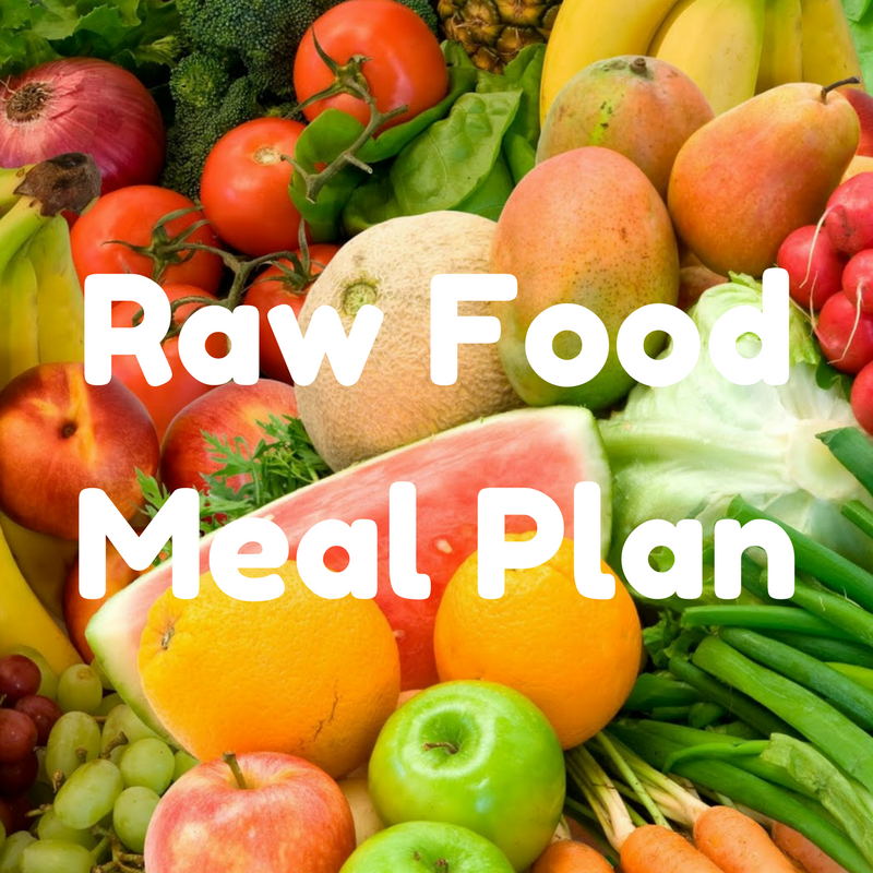Raw food doesn't have to be just salads. Raw food contains all the natural enzymes and nutrients from food rather than killing them during the cooking process. Many people eat a raw food diet, but it can also be used as a weeks cleanse, or even just having 2 raw days a week.