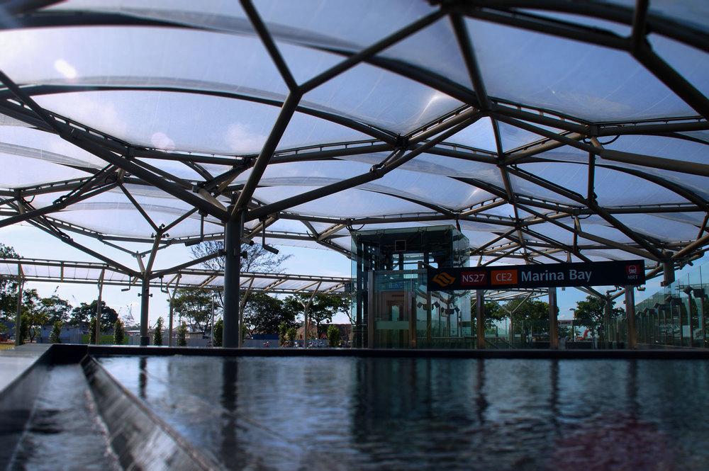 Marinabay Station, Singapore