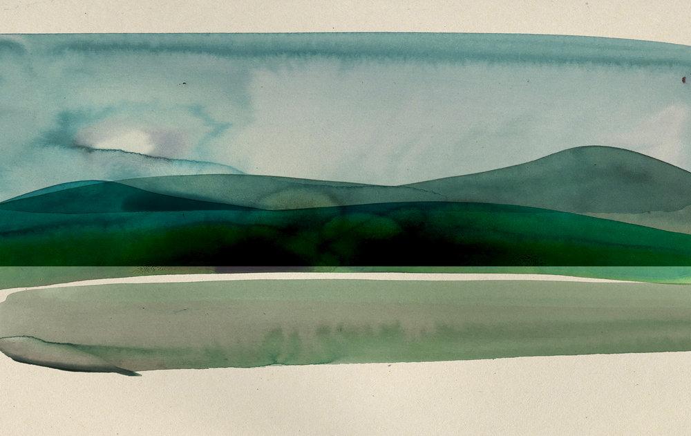 stina-persson-illustration-watercolor-new-zeeland-beach-green.jpg