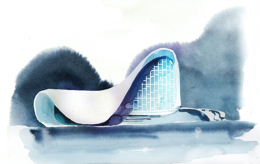stina-persson-illustration-watercolor-hadid-baku-heydar-haliyev-architechural.jpg