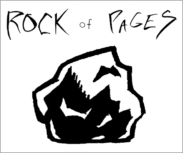 Rock of Pages #1 Rock of Pages When a rock suddenly crashes through Lee's window, he imagines a number of different...  Read More >