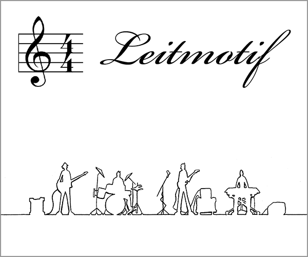 Rock of Pages   #13 Leitmotif  The sounds of music are deconstructed to their elements as Lee's band rocks out.   Read More >