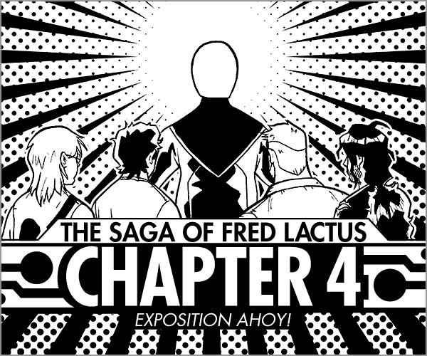 Rock of Pages #15 The Saga of Fred Lactus Chapter 4 Welcome to the 5th dimension! The secrets of the multiverse are revealed in this... Read More >