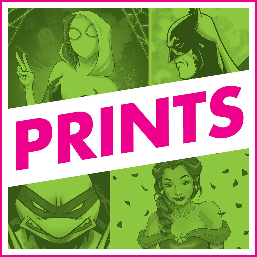 Prints by Lee Xopher