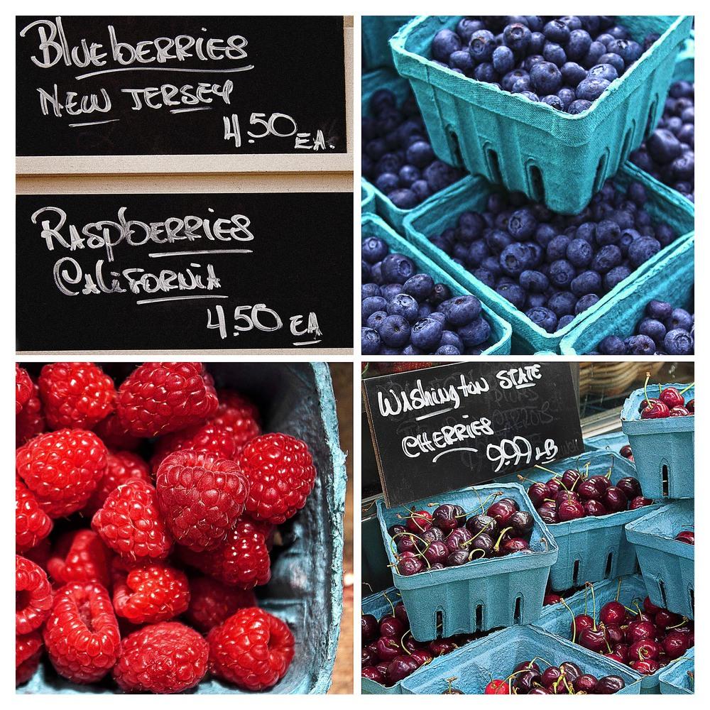 Berry love.