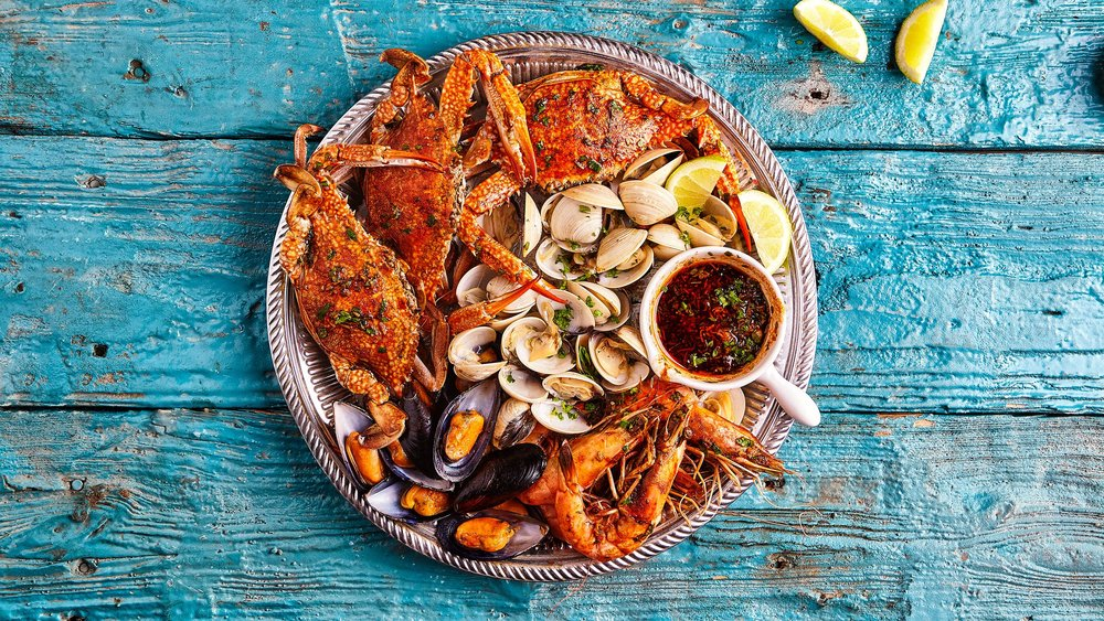 Seafood Perfection