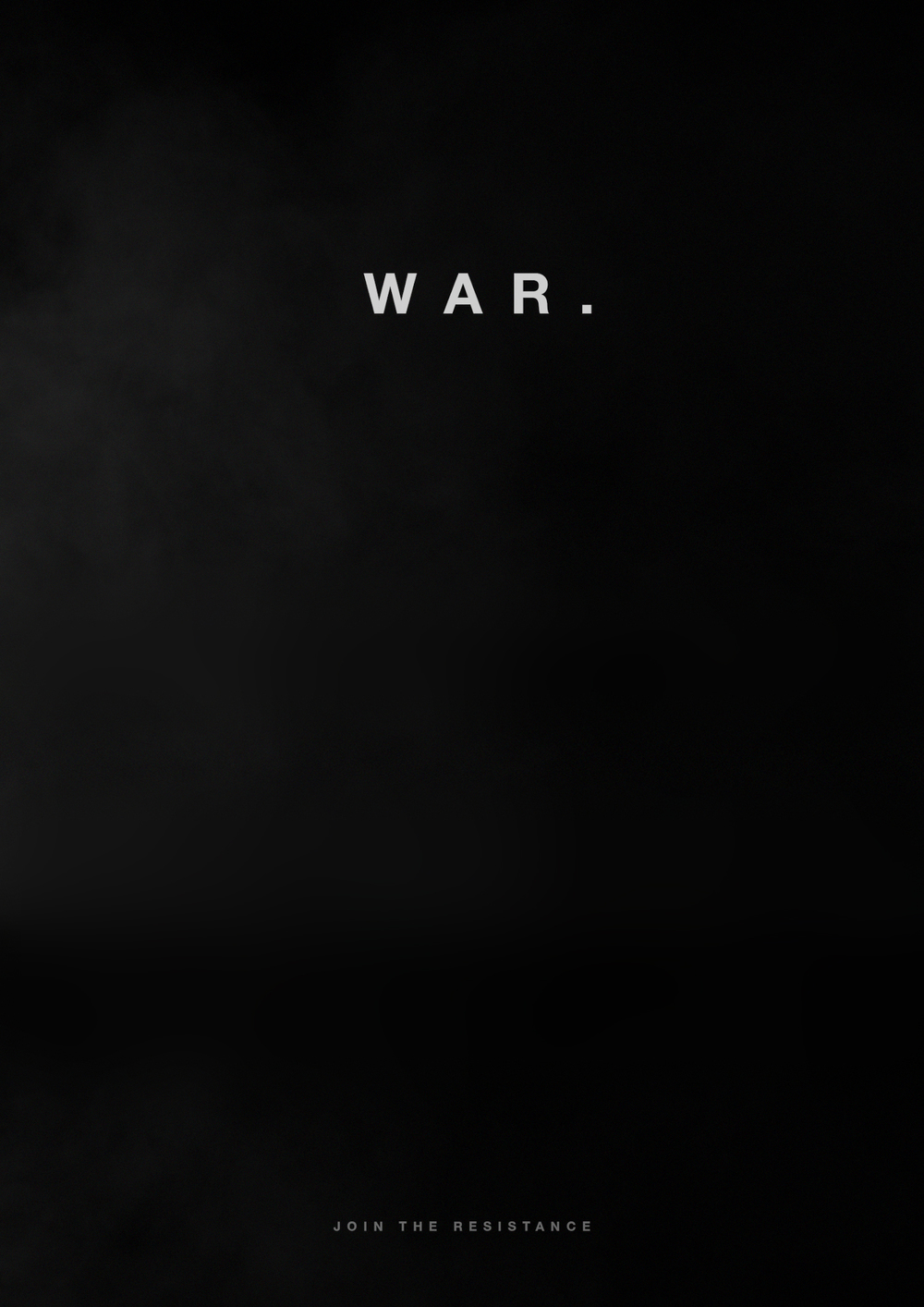 Lunar Animation - WAR. Movie Poster