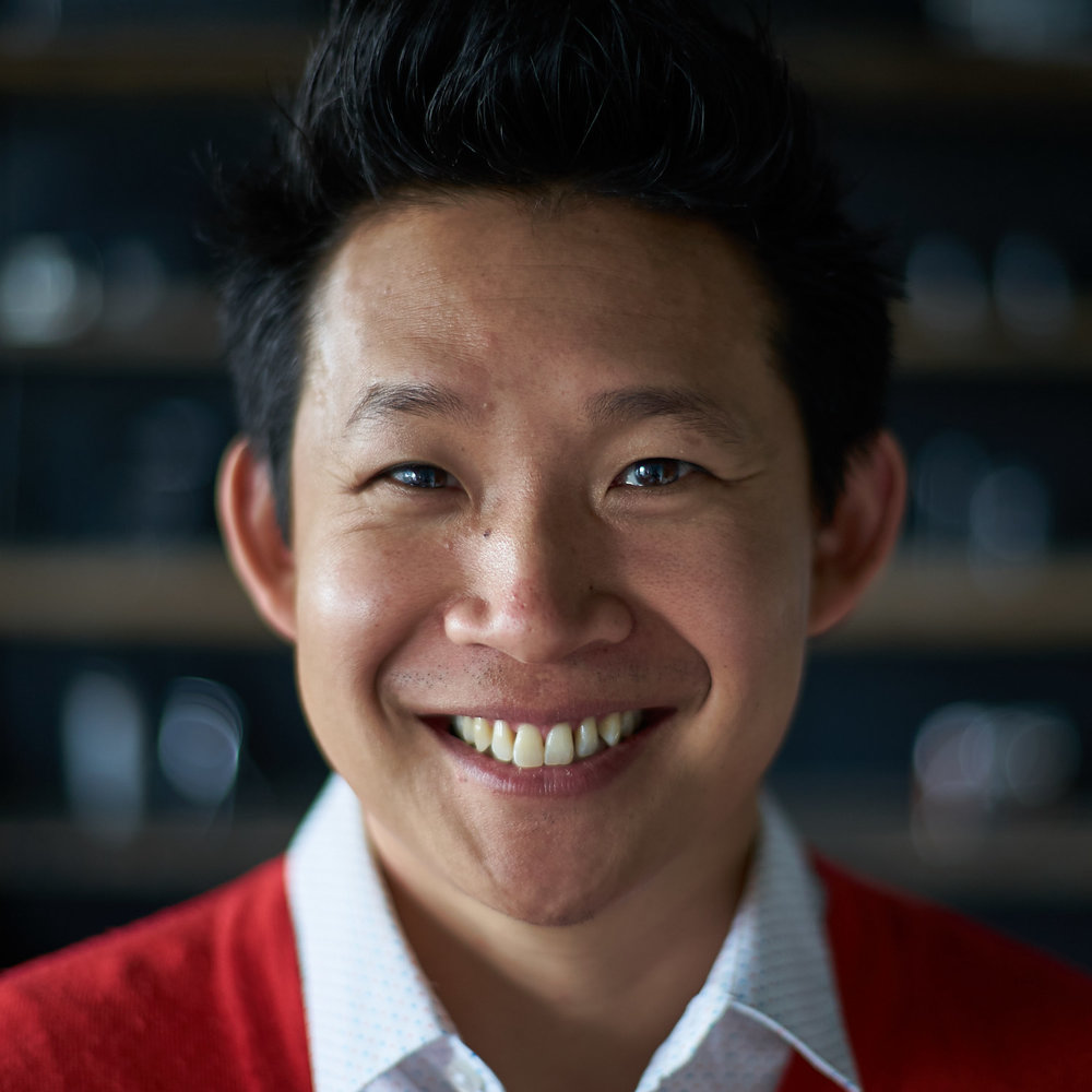 Lawrence Kao, Co-Founder & CEO