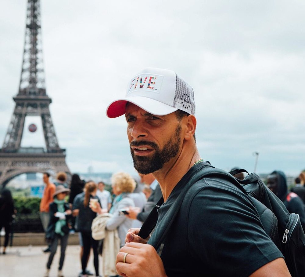 Rio Ferdinand | Rio In Paris Documentary Vlog Series
