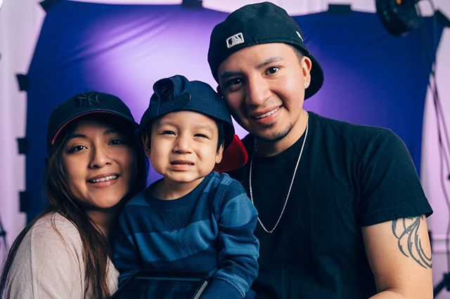 Impromptu shoot with the Mero fam.  @djdicenyc was nice enough to let me test shoot at his apt and then in comes Eli and @michelle_stephhh for a quick shoot haha. We'll do a planned shoot in the future ;)