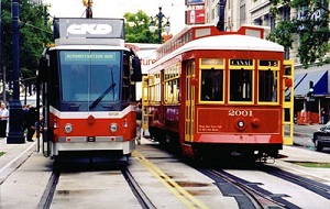 New Orleans Regional Transit Authority  (RTA)