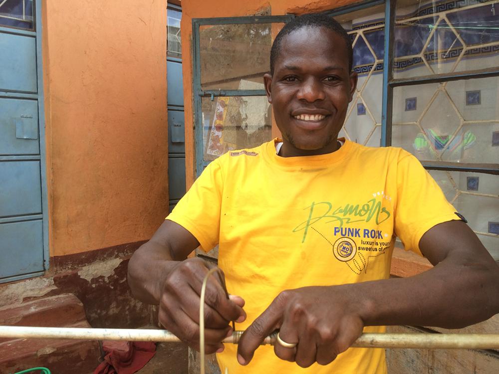 Artisan Elijah in Kenya