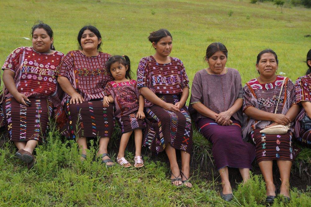 Women weavers of Guatemala
