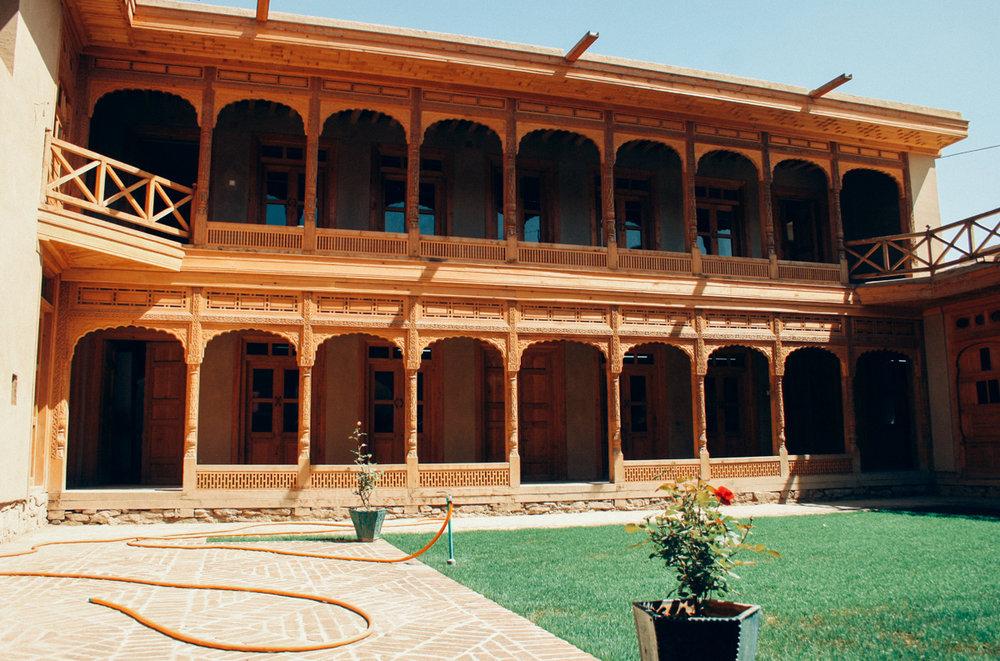 Turquoise Mountain Institute