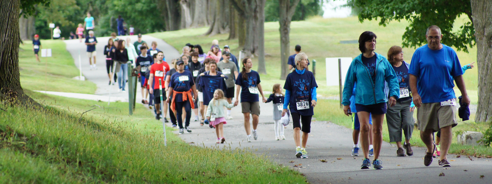 Join us for   TALK's 5k Trail Run & 1 mile family walk    Learn More