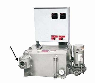 Xylem Condensate Pumping System