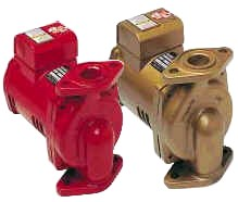 "Small inline ""booster"" pumps"