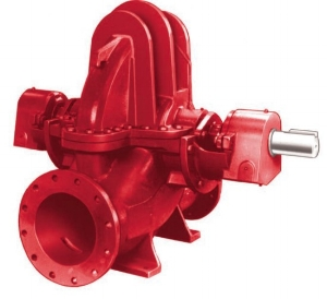 Horizontal Split Case Double Suction Pump