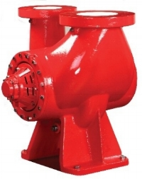 Vertical Split Case Double Suction Pump