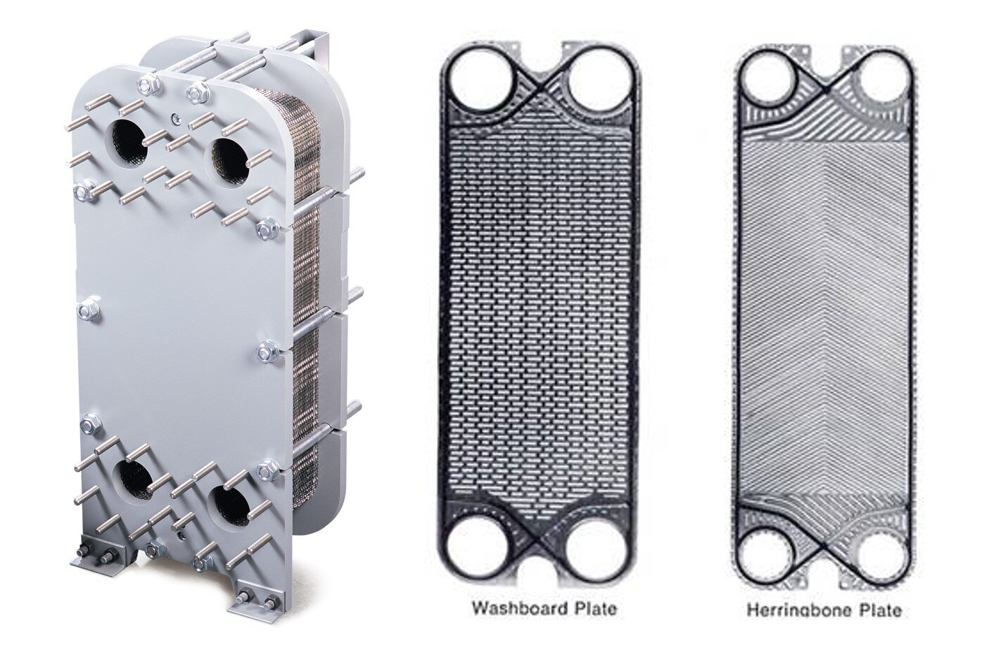 How To Size A Waterside Economizer Part 5 Why Plate Frame Heat Exchangers Are Preferred