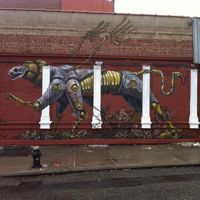 Pixel Pancho #streetart