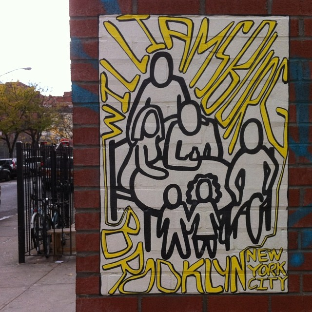 Fumero #williamsburg #brooklyn #nyc #fumeroism #streetart