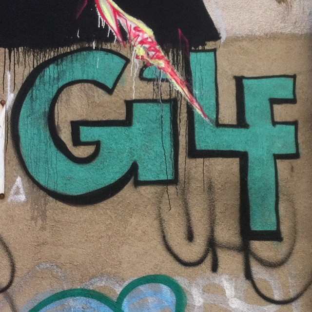 Gilf #brooklyn #nyc #gilfnyc