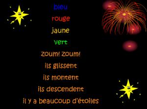 Fireworks Poem