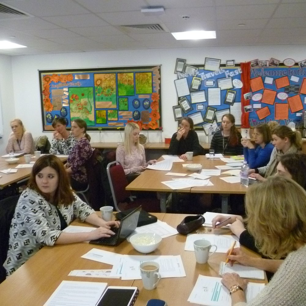 CPD courses and Language upskilling - We offer training courses for MFL Coordinators and teachers