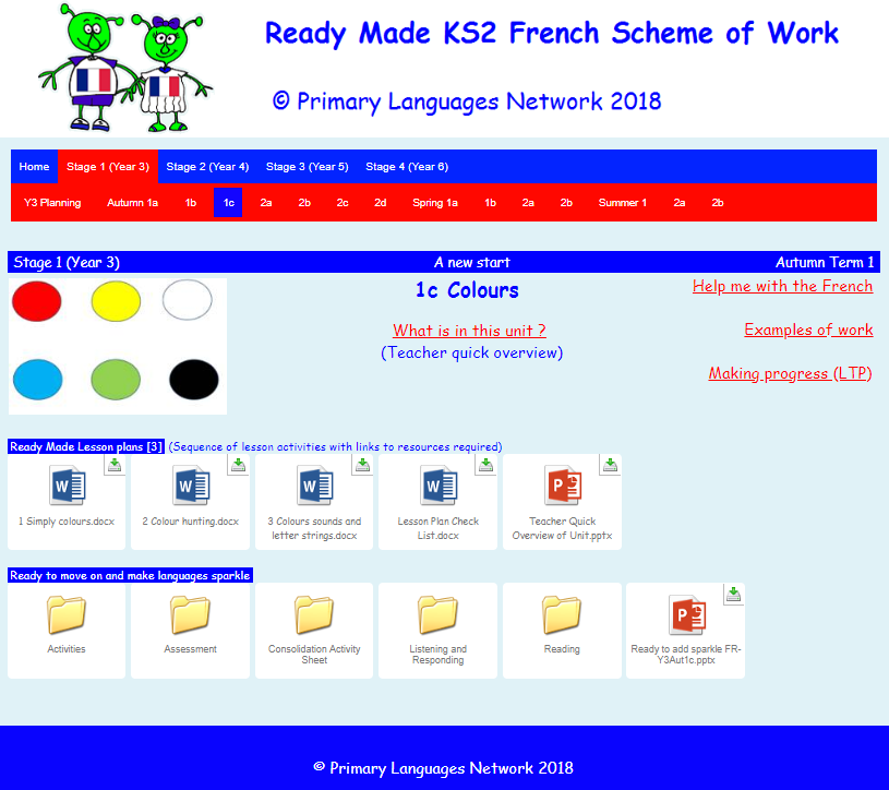 Our Ready Made KS2 French and Spanish SoW is simple to use and will empower your staff to teach primary languages.