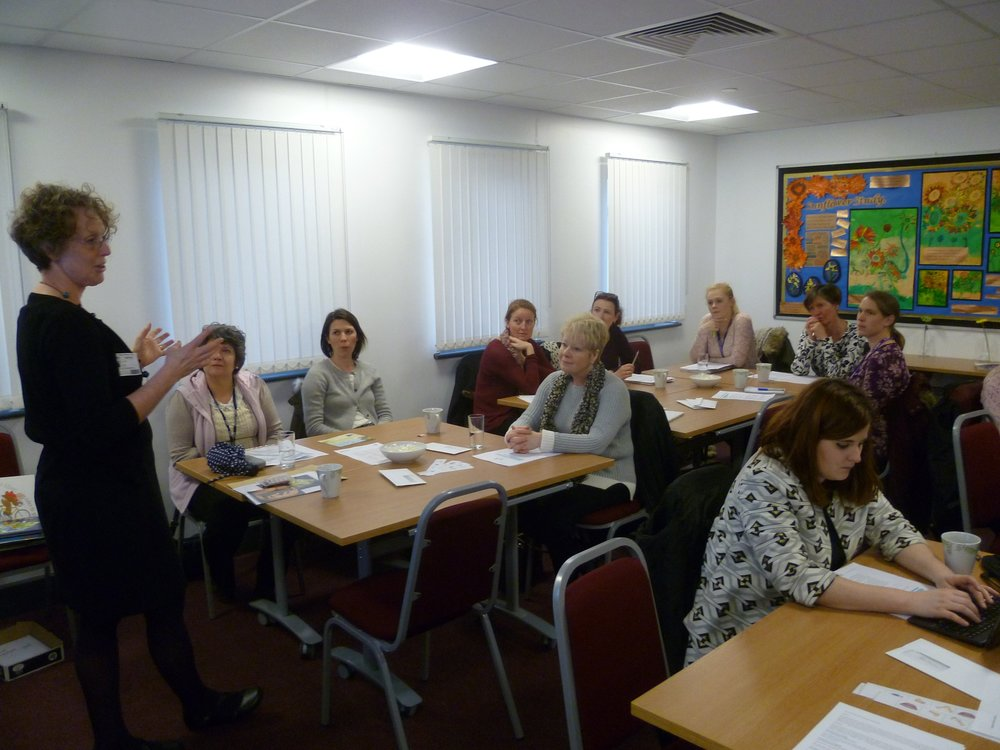 PLN and Warrington TSA teamed up to successfully deliver the DfE primary languages training project.