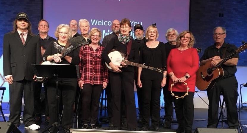 Gloryland at Forever Friends concert - spring of 2018