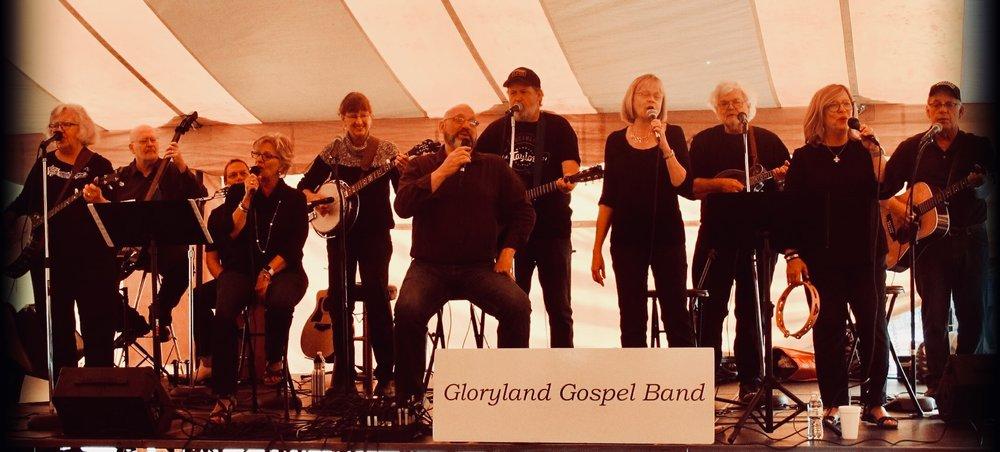 Gloryland at Guardian Angel Catholic Church Festival- aug 2017